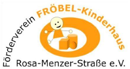 Logo Förderverein Fröbel-Kinderhaus