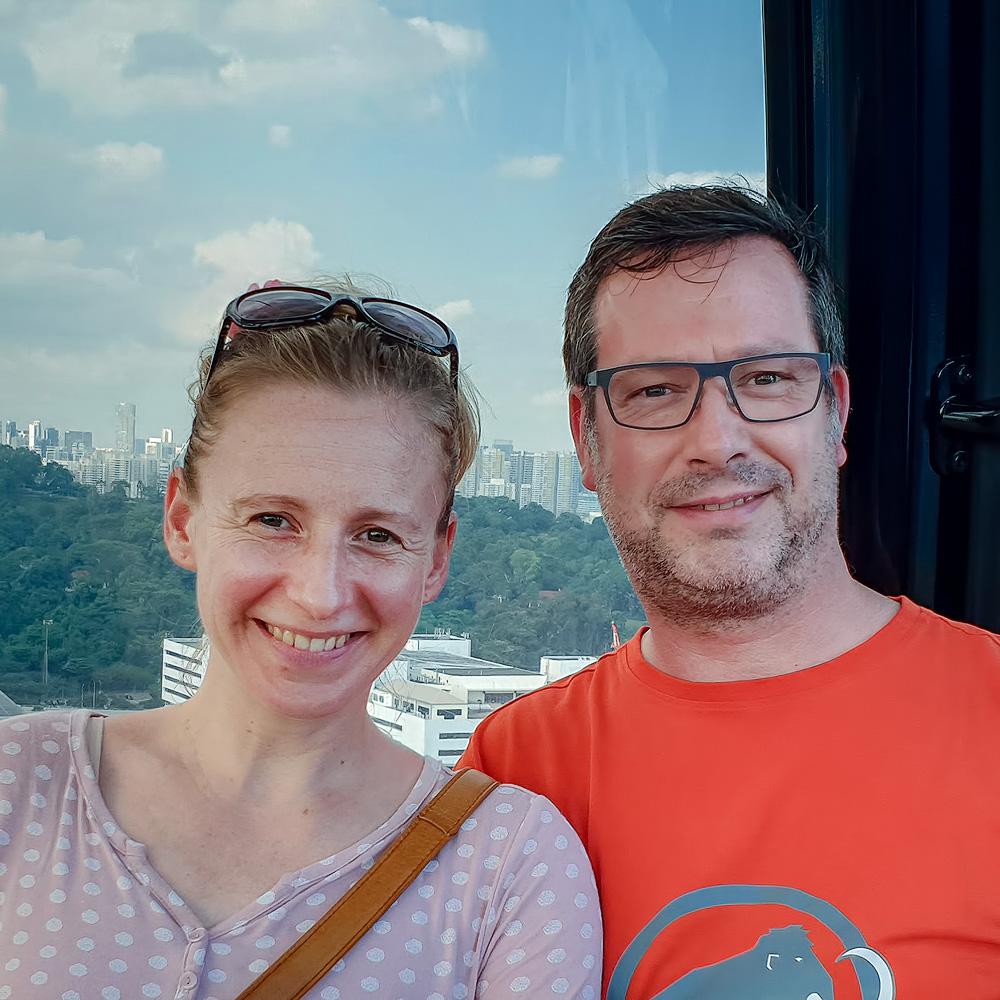 Sylvia und Thomas Wild